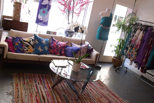 lower east side designer yumi kim womenswear summer spring tropical cute fashion new york city boutique