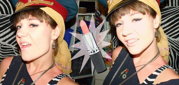 lorac lipstick babydoll russian kgb military tchaikovsky darling michelle christina