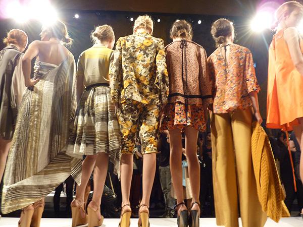 Chris Benz Refinery29 Michelle Christina Larsen NYFW New York Fashion Week Spring 2011