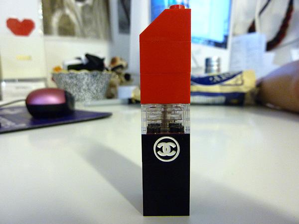 chanel lego lipstick refinery29 tchaikovsky darling michelle christina larsen