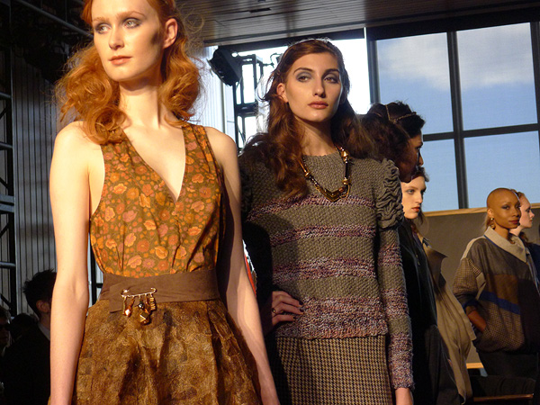 new york fashion week nyfw study NY hey mishka