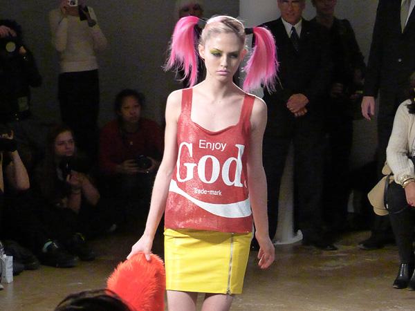 new york fashion week nyfw jeremy scott charlotte free hey mishka