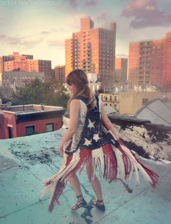 stars stripes american flag fashion