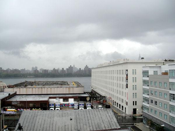hurricane irene storm nyc brooklyn photos
