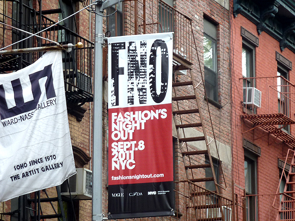 fashions night out fno nyc
