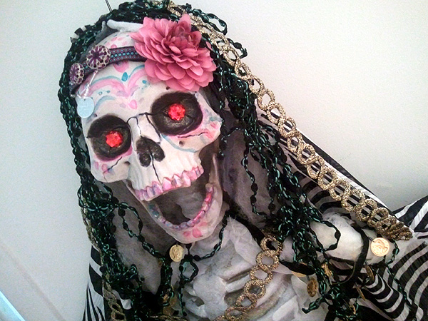 halloween diy zombie bohemian party decoration