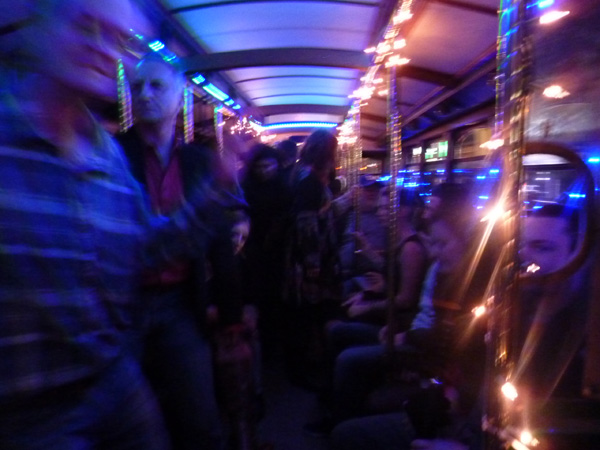mehanata party bus carnegie hall goran bregovic