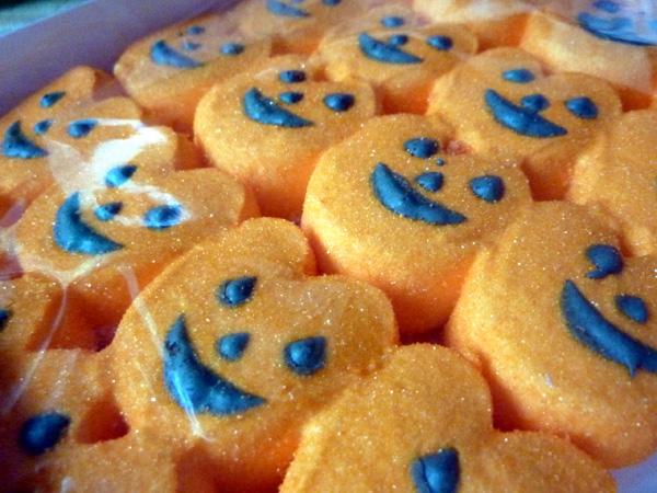 halloween peeps candy
