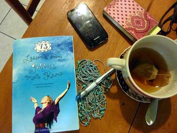 goddess leonie book