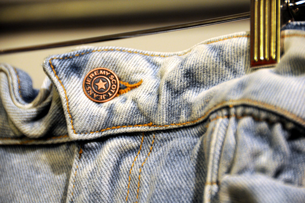 jeremy scott spring 2012 denim