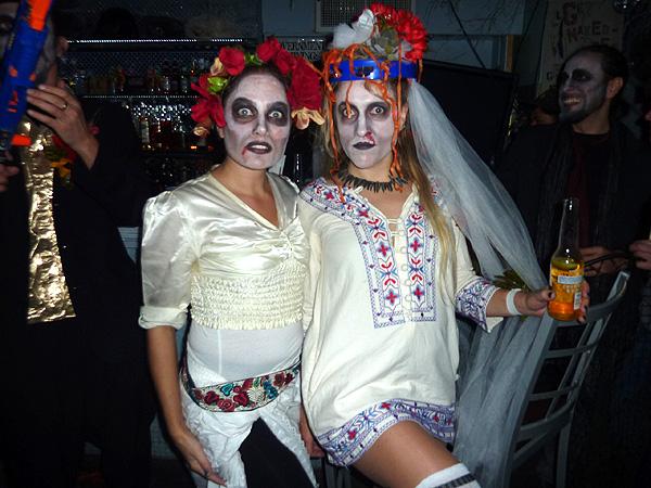 bad buka dia de los muertos halloween