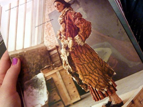 bohemian fashion magazine