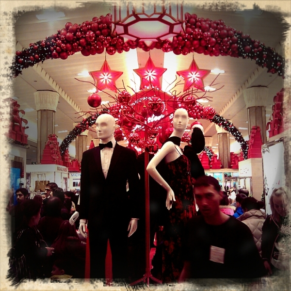 macys christmas decorations nyc 2011