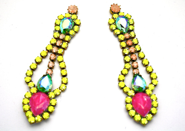DolorisPetunia etsy jewelry rhinestone