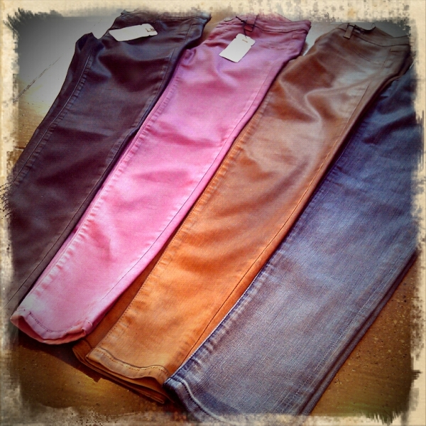 doctrine jeans ombre skinny