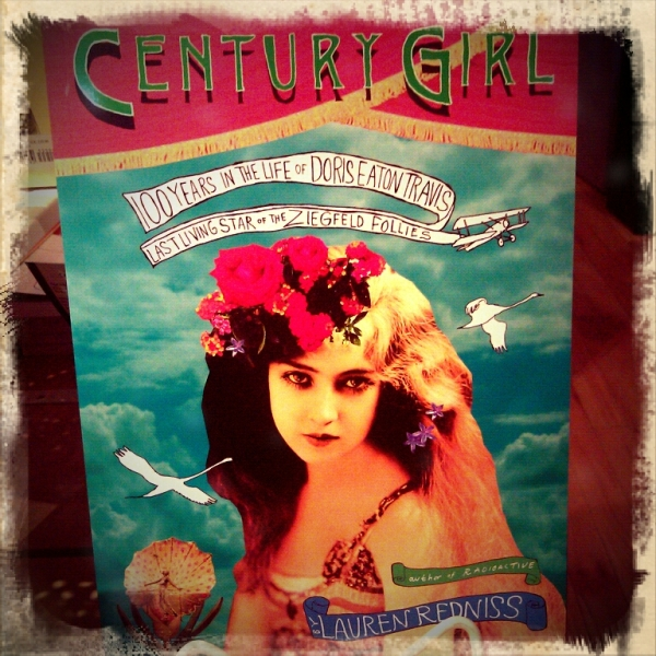 century girl doris eaton