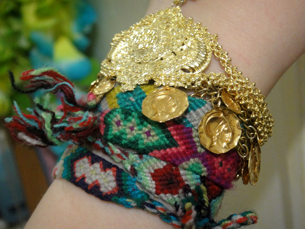 peruvian bracelets belly dance boho