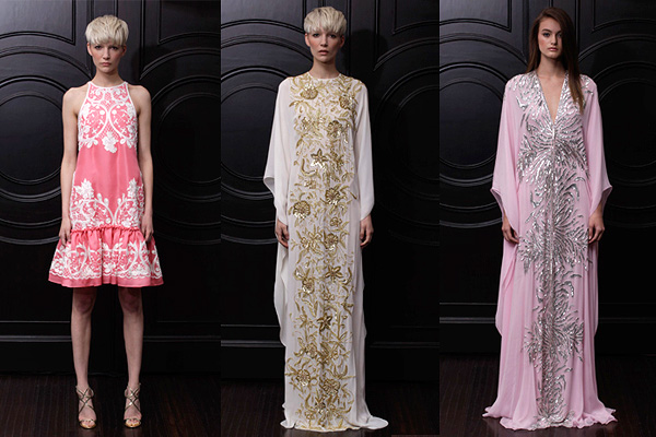 Naeem Khan resort 2013