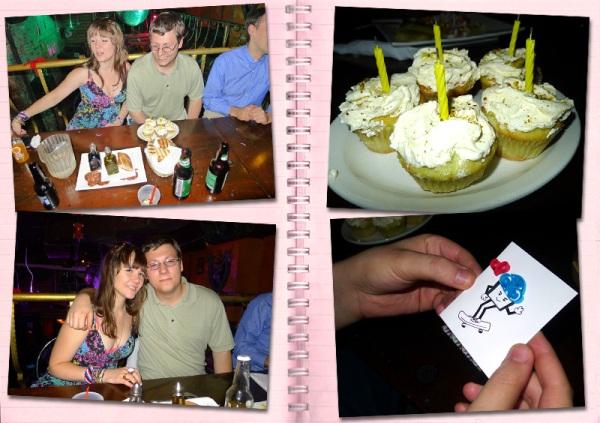 pistachio cupcakes scrapbook