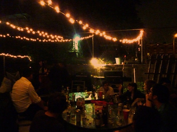 backyard party brooklyn