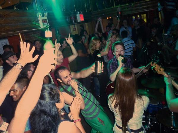 escarioka nyc party