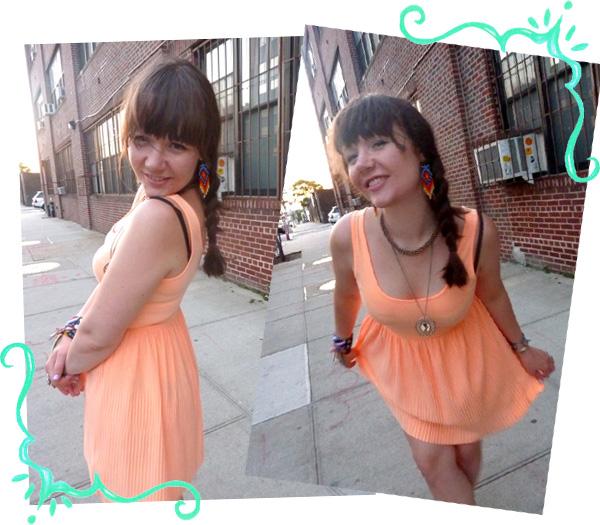 hm-peach-dress-hey-mishka