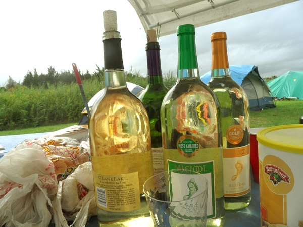 white wine summer