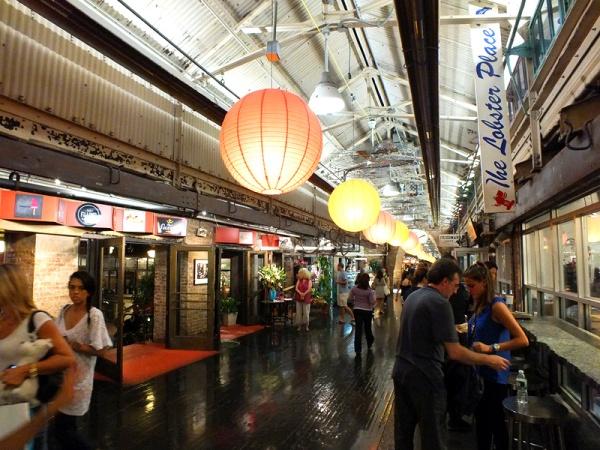 chelsea market nyfw nyc