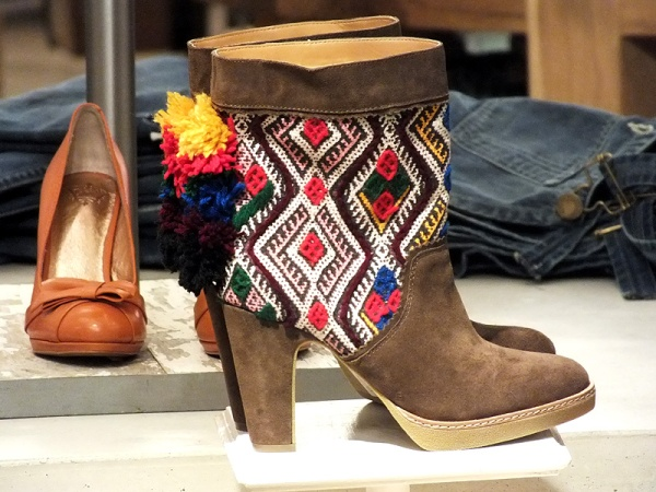anthropologie shoes boho bohemian