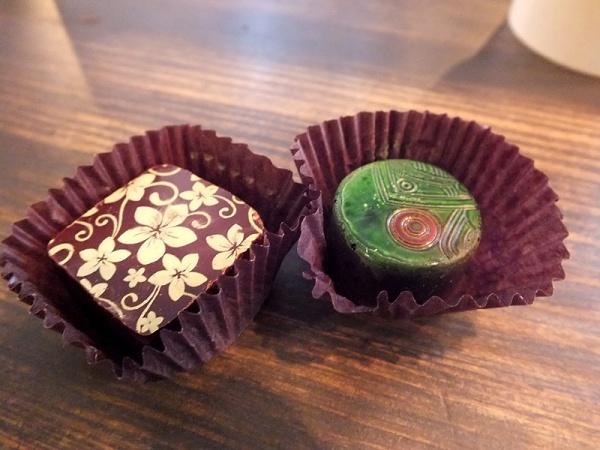 chocolate truffles designer