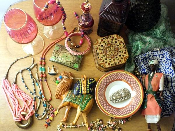 fleamarket vintage treasures