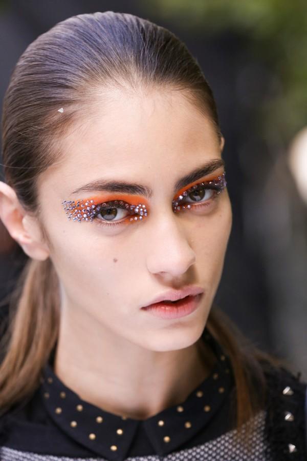 christian dior ss13 halloween makeup diy tutorial