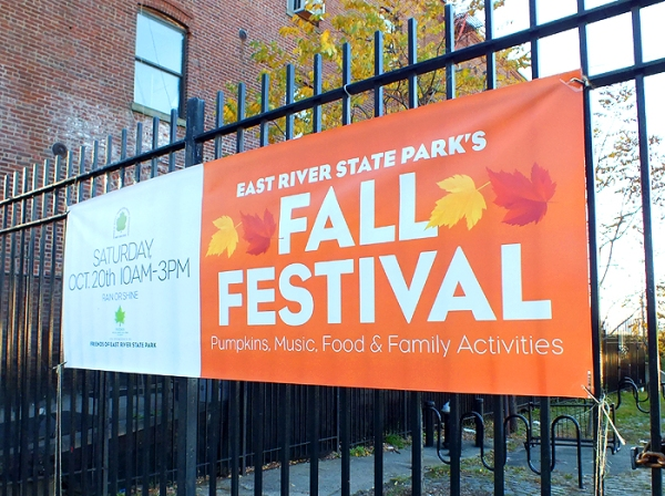 brooklyn williamsburg fall festival