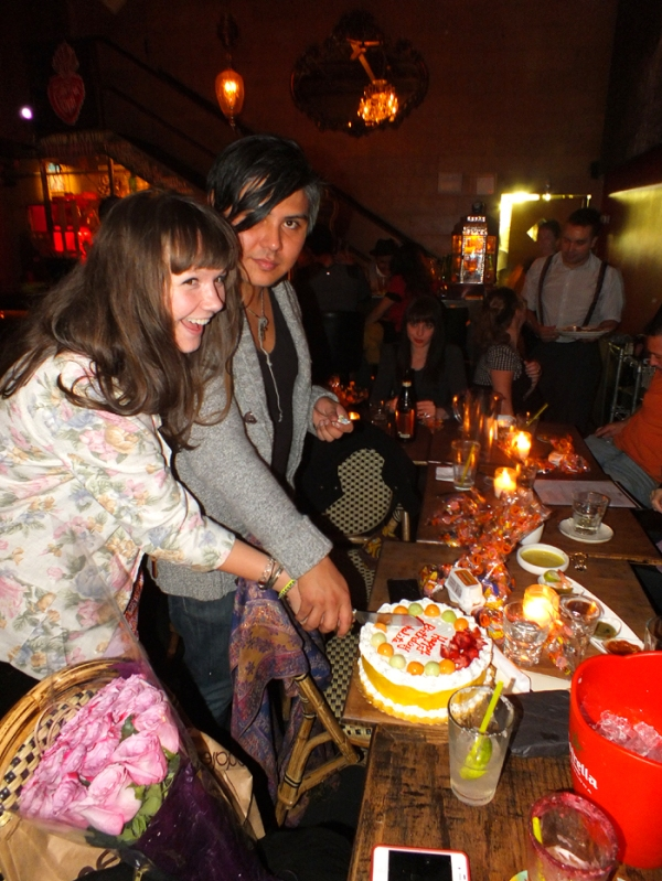 libra birthday party pics brooklyn