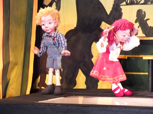 swedish marionette theater central park