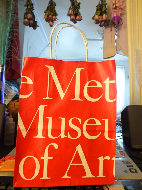 nyc met museum gift shop