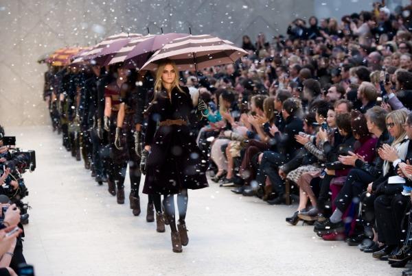 nyfw snow storm nemo fashion week