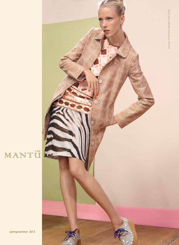 Mantù in WWD spring pastel fashion