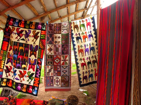 peru south america textiles fabrics