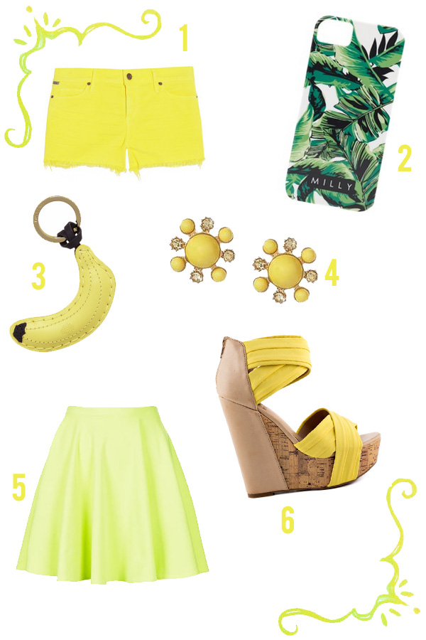 go-bananas-wear-yellow-spring-2013