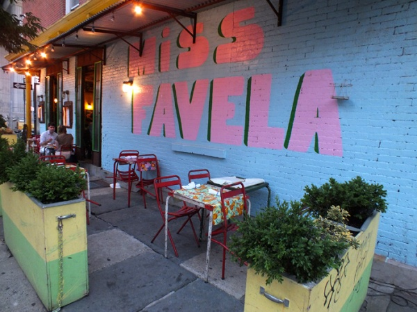 miss favela brooklyn