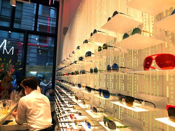 MYKITA New York Store Opening designer frames