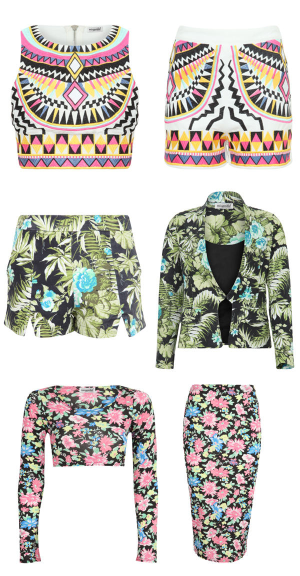 Missguided-printed-top-bottom-tropical