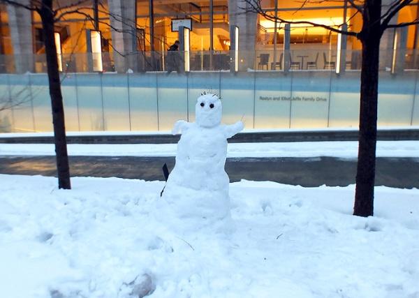 new york fashion week snow winter fw14