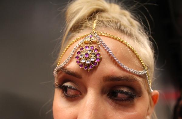 bombay mermaid boho nyc sisters on the runway backstage indian jewelry
