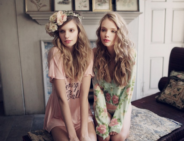 wildfox couture lookbook fall 2014